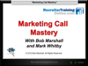 WEBINAR: Marketing Call Mastery