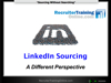 WEBINAR LinkedIn Sourcing Without Searching