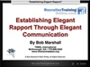 WEBINAR: Establishing Elegant Rapport Through Elegant Communication